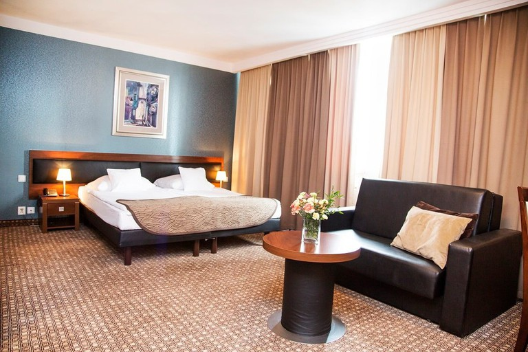 Luxury rooms at Hotel Tarnovia | © Hotel Tarnovia