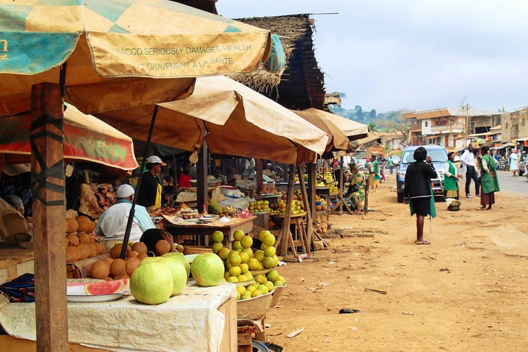 Makenene market