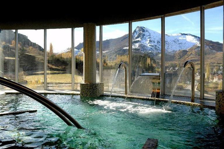 Aguas Limpias Spa, Spain