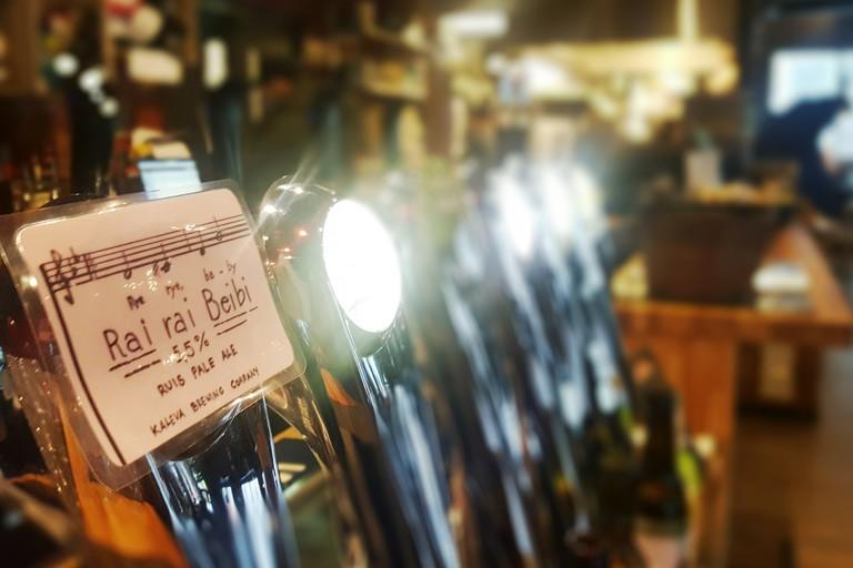 Best craft beer in Tampere.