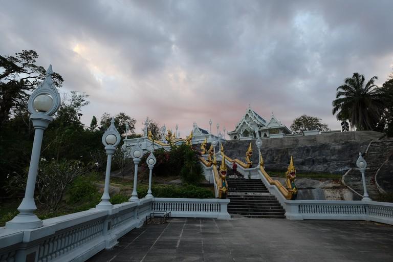 Temple in Krabi