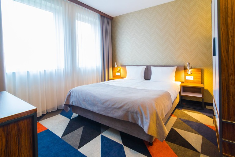 A room at the Hotel Vulcan | © Hotel Vulcan