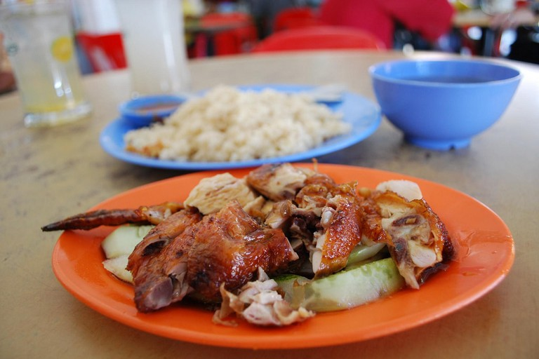 kuching restaurants
