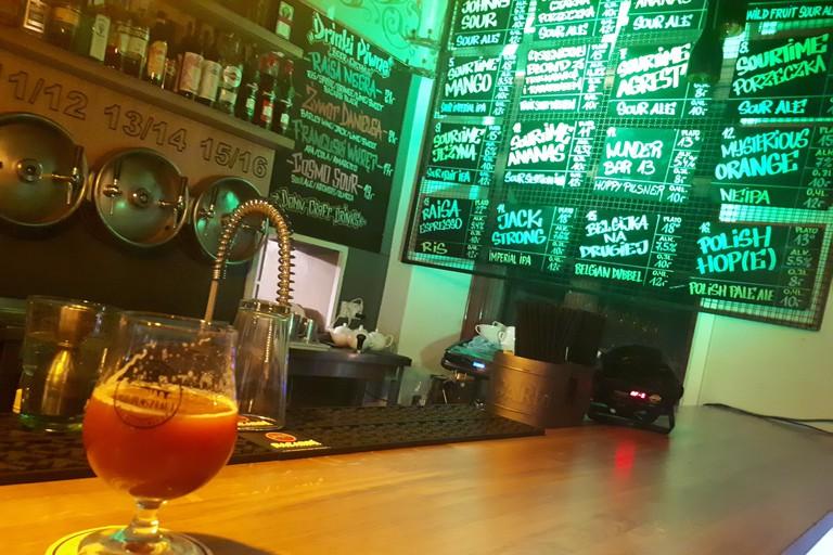 Restauracja Maryensztadt Craft Beer & Food | © Northern Irishman in Poland