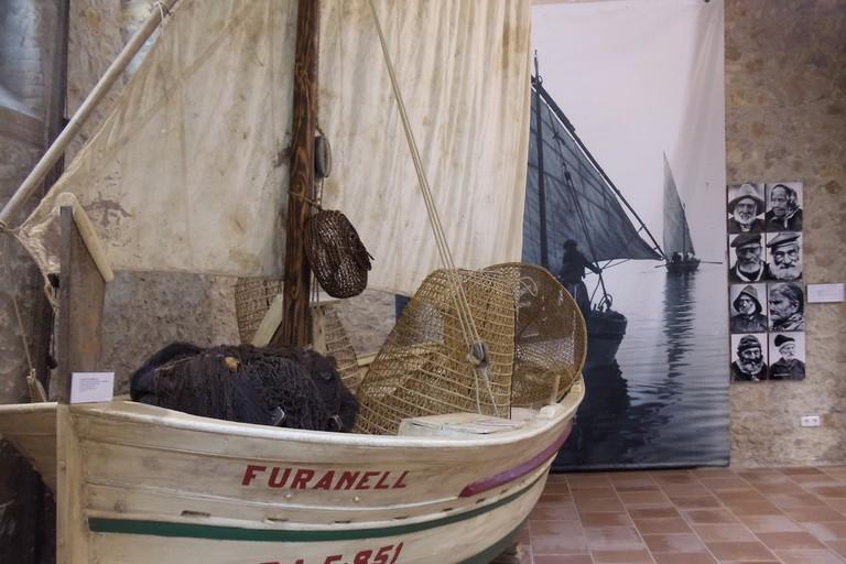 Museu de l'Anxova i de la Sal, L'Escala