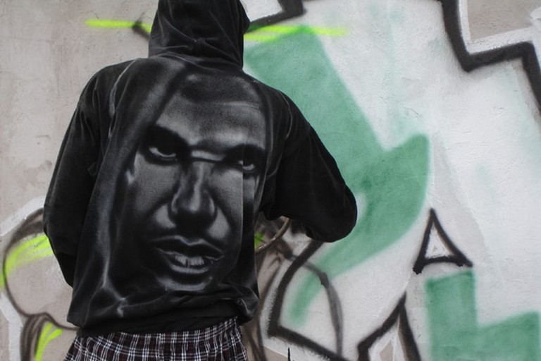Urban African art is at the centre of doual'art's projects