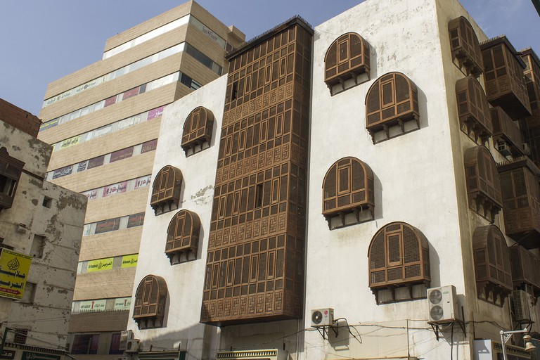 The museum is located in the heart of the oldest neighbourhood in Jeddah