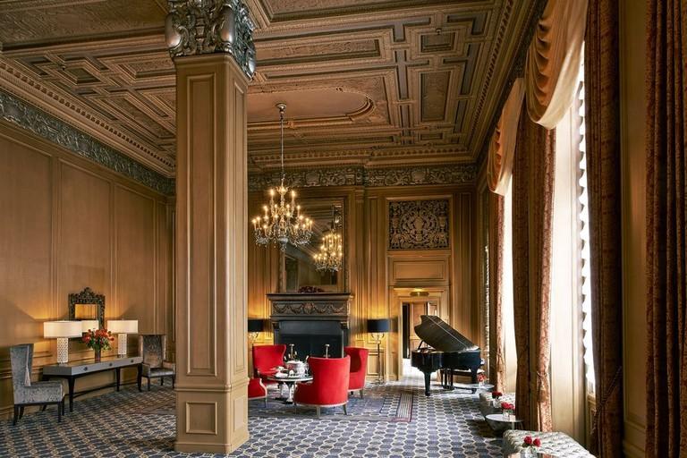 Kimpton Sir Francis Drake Hotel, San Francisco.