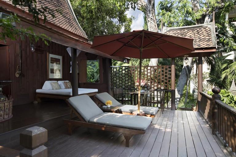 Guest room at Chakrabongse Villas