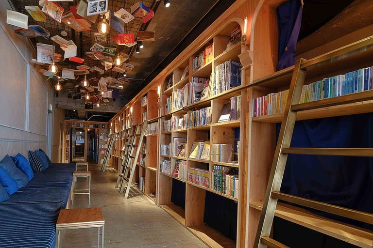 Book and Bed, Ikebukuru, Tokyo