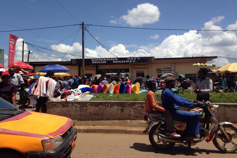 Bamenda Main Market