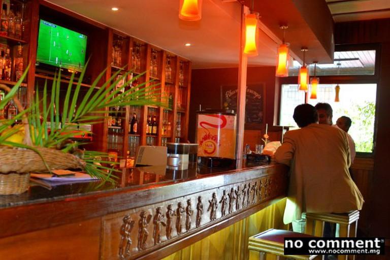 Bar Terrasse Colbert