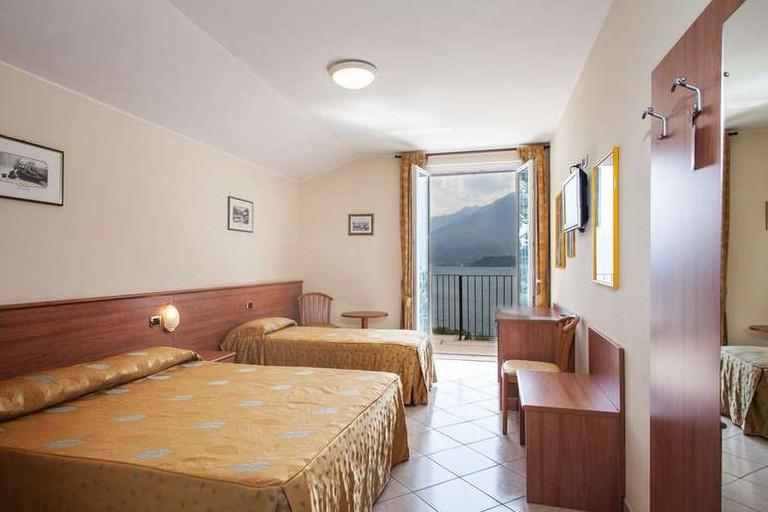 Hotel Regina, Lake Como, Italy