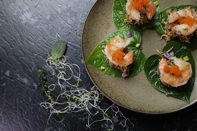 A Thai specialty dish