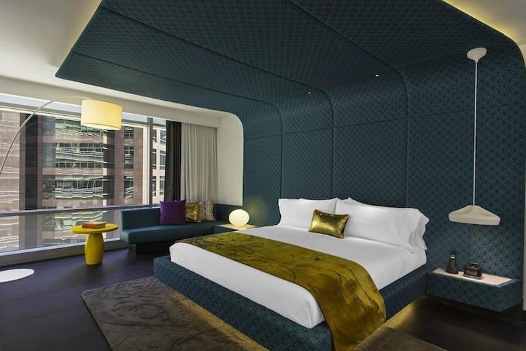 Suite at W Bogota