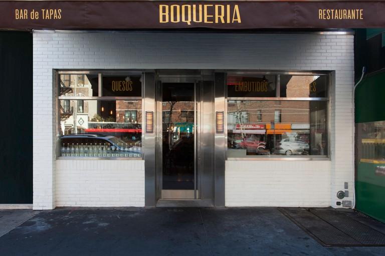 Spanish restaurant Boqueria is in Flatiron