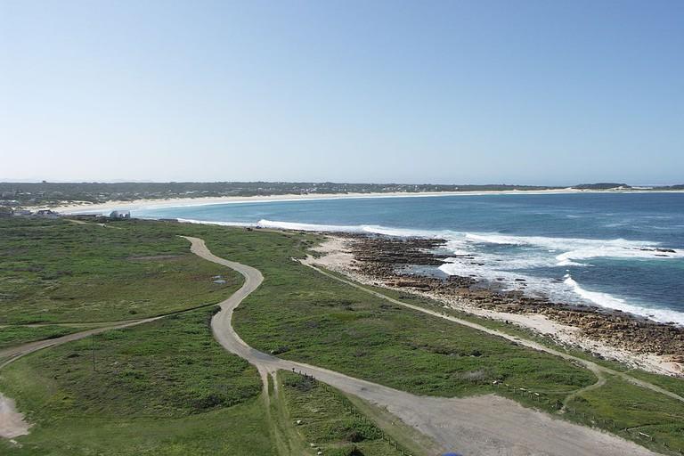 Cape St Francis coastline