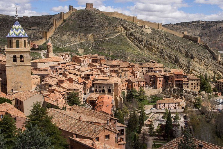 Castillo de Albarracín, Spain
