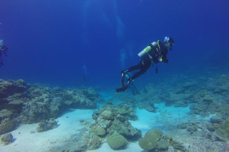 dive school penang