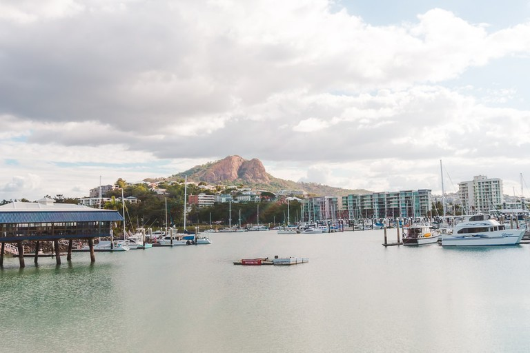 The Pier is definitely Townsville's most waterfront restaurant