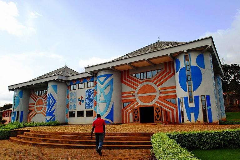 Musée des Civilisations, Dschang