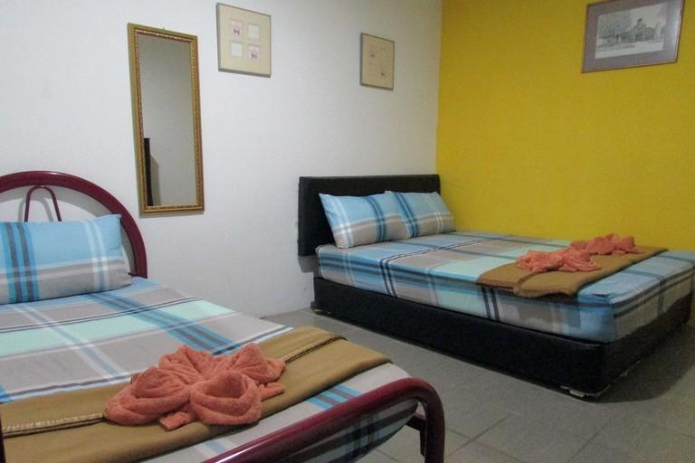 kuching hostels