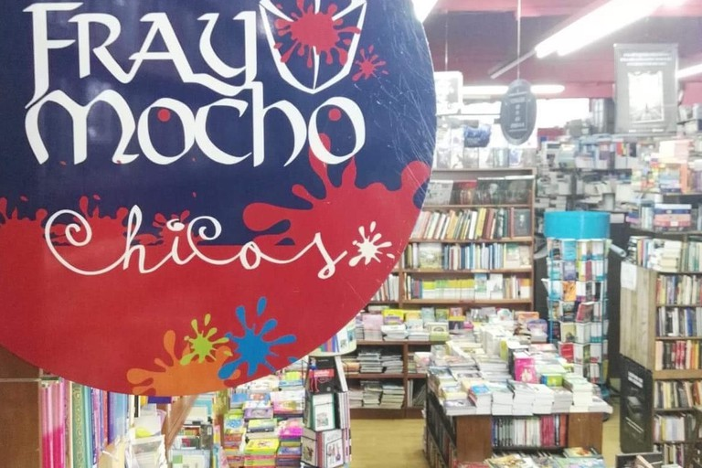 Fray Mocho Libros is a bookstore in the city center