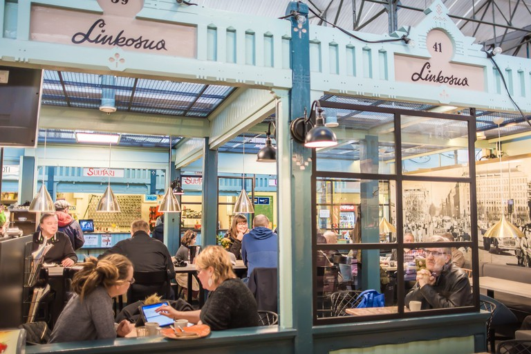 Best coffee shops in Tampere, Finland.