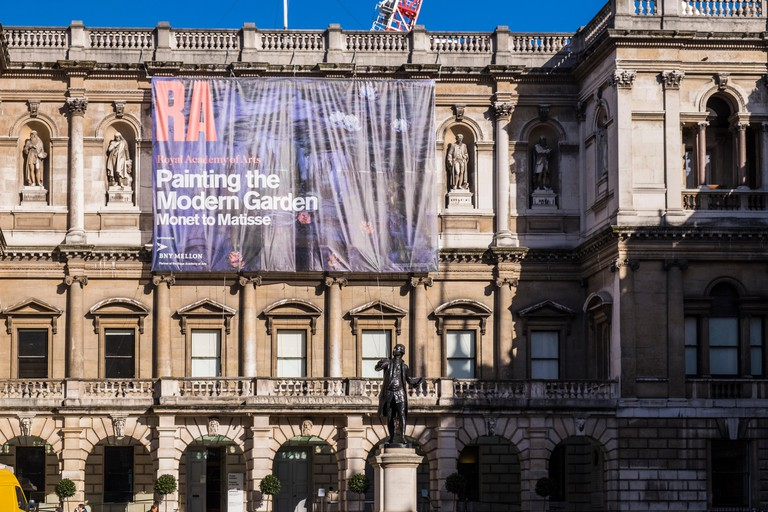 Royal Academy of Arts, Burlington House, London..