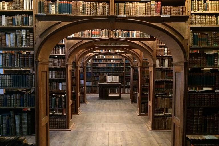 Görlitz_Bibliothek_im_Barockhaus_Museum