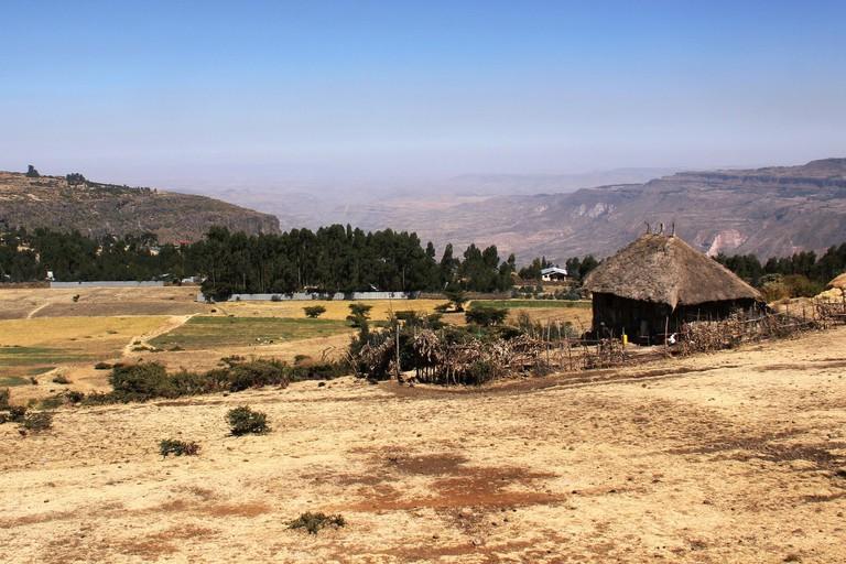 Mount Entoto