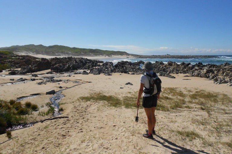Nature trail in Cape St Francis