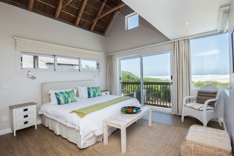 Ocean view accommodation at Cape St Francis Resort