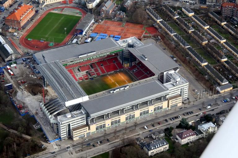 Telia Parken-Stadium Denmark-FIFA