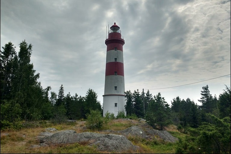 Spend a Night at a Lighthouse Hotel in Finland.