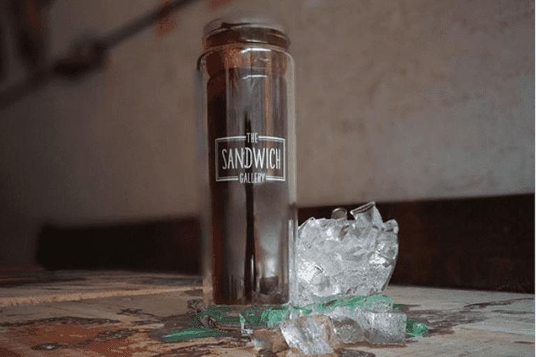 The Sandwich Gallery's signature brew