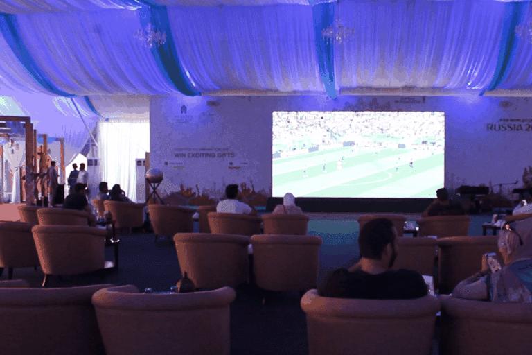 Al Qasr Tent at Al Areen Palace & Spa
