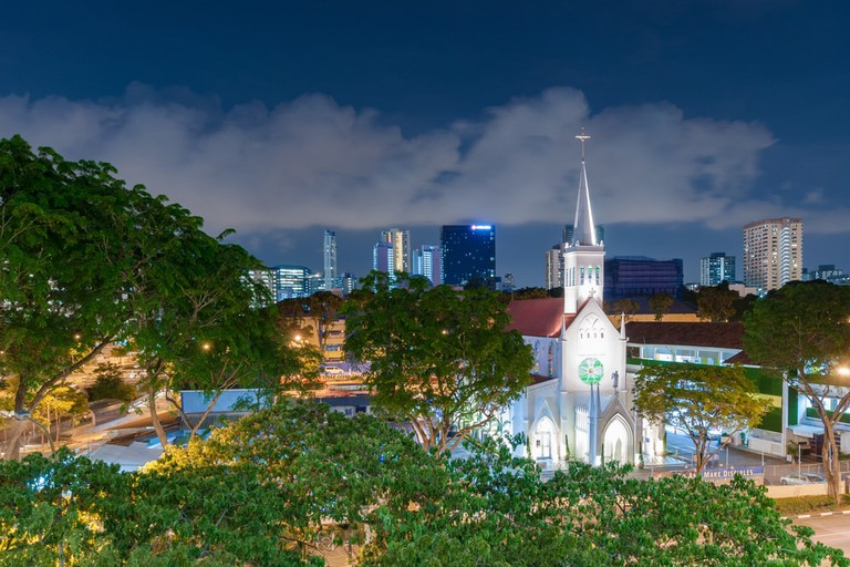 Church of Our Lady of Lourdes, Singapore