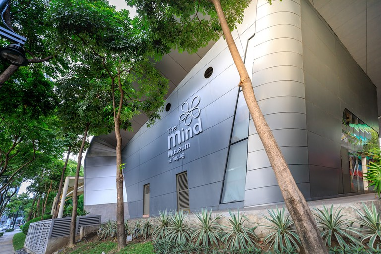 The Mind Museum at Taguig in Metro Manila, Philippines