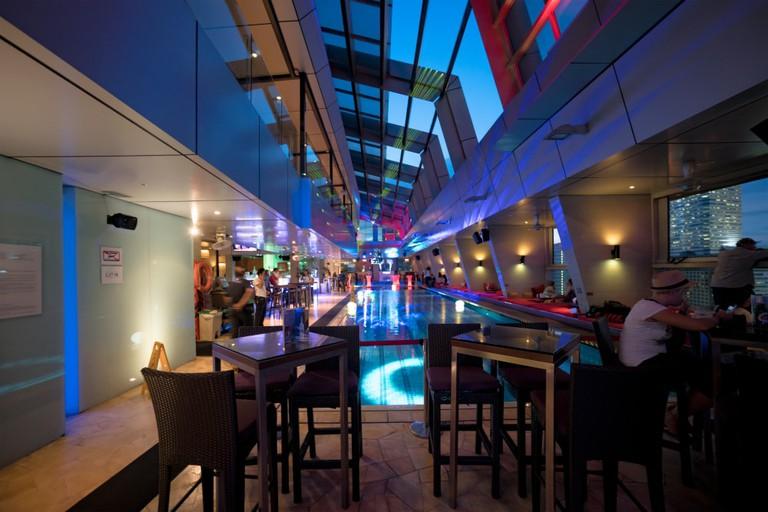 Skybar on Level 33, Traders Hotel in Kuala Lumpur