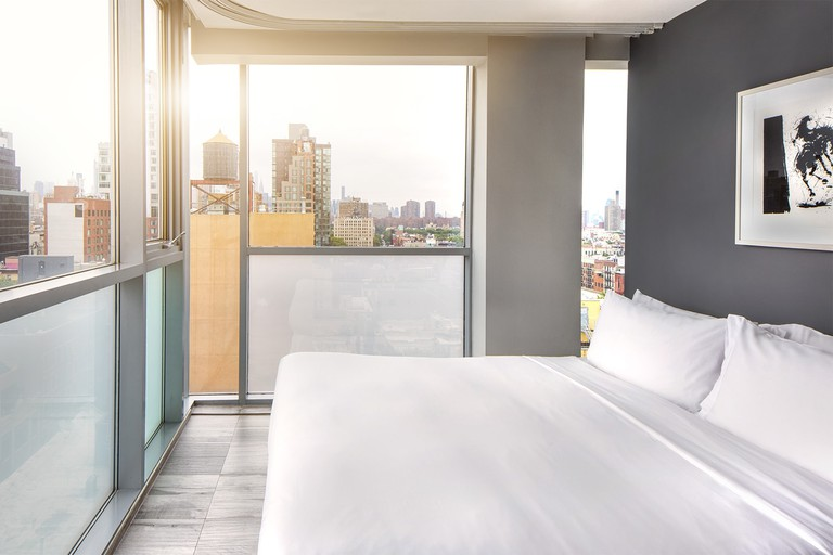 Hotel on Rivington is one of the best hotels on the Lower East Side.