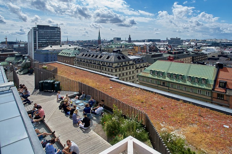 Rooftop at Urban Deli