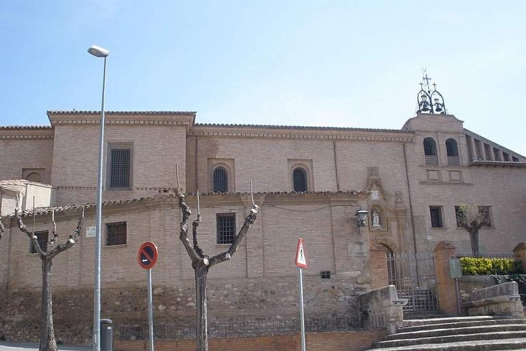Convento de Santa Ana, Tarazona, Aragon