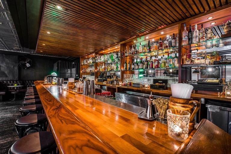 The bar at 81LTD, Liverpool | © 81LTD