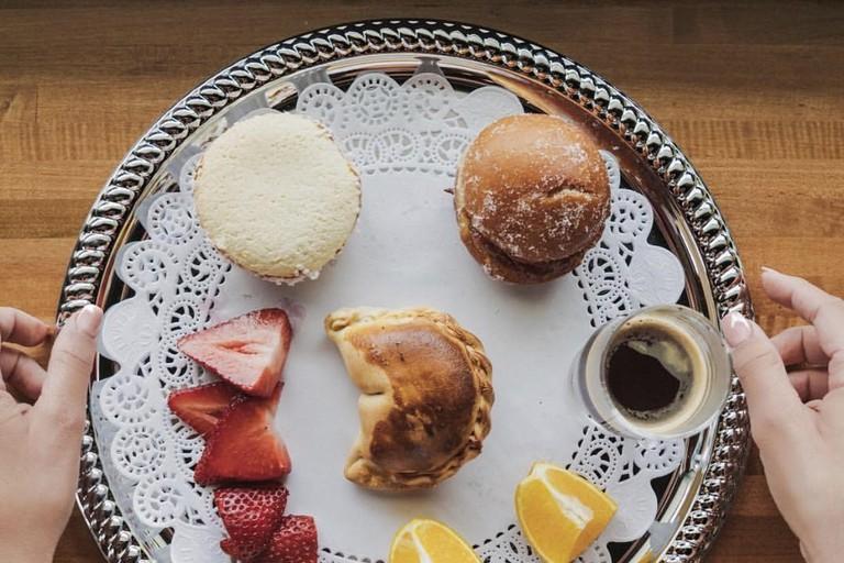 Café Nenaí offers a range of delicious pastries