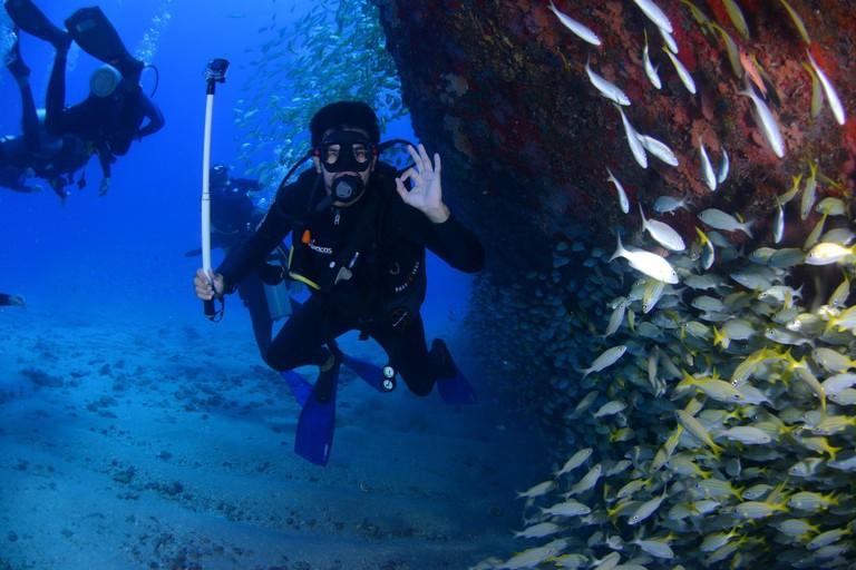 diving school penang