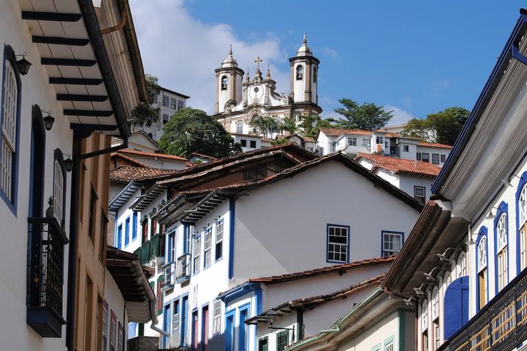 Bars Ouro Preto, Brazil