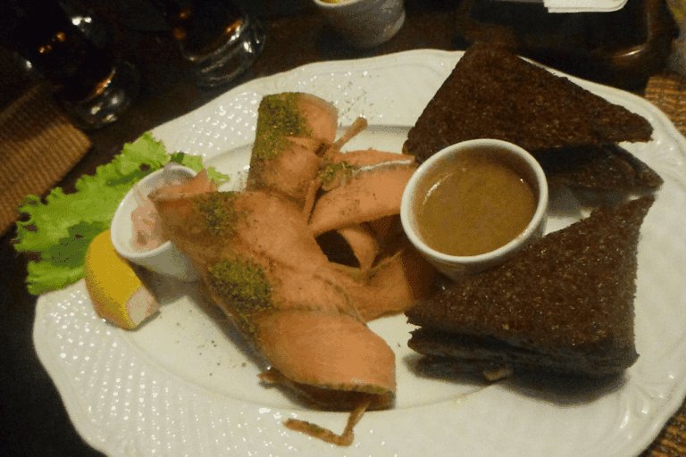 Tasty Food at the Wild Duke Tavern | © Don't Stop Living
