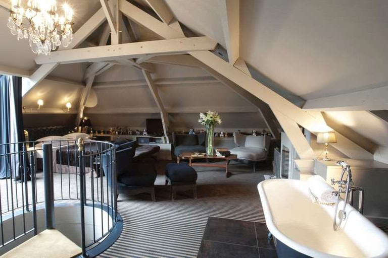 Guestroom at Hôtel Particulier Montmartre