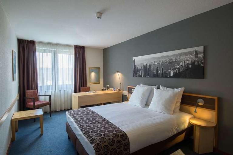 Hotel Rotterdam City.